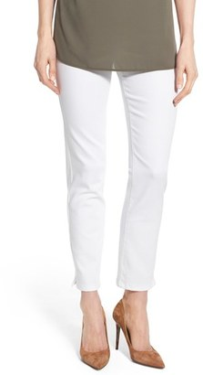 Women's Nydj 'Millie' Pull-On Stretch Ankle Skinny Jeans $114 thestylecure.com