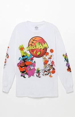 Space Jam Jump Ball Long Sleeve T-Shirt