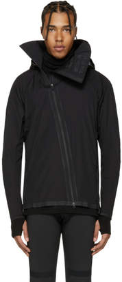 Y-3 Sport Black Airflow Hooded Jacket