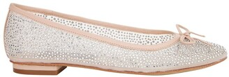 Twinkle Blush Glove Pump