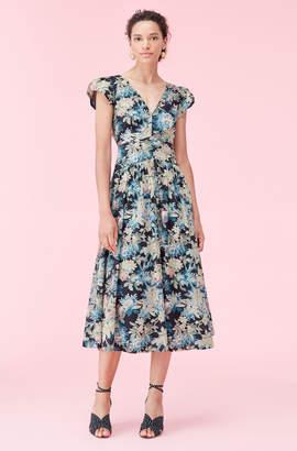 Rebecca Taylor La Vie Fleur Foret Dress