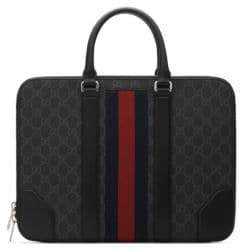 Gucci GG Supreme Web Briefcase