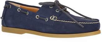 Polo Ralph Lauren Merton Suede Boat Shoes