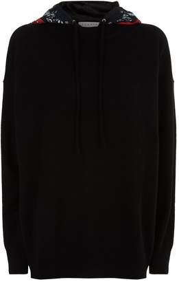Sandro Hooded Sweater