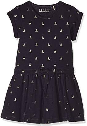 Esprit Girl's Fapline Dress,(Manufacturer Size:92+)