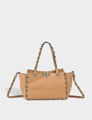 Valentino Rockstud Small Tote Bag