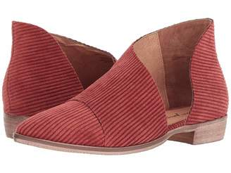 Free People Fabric Royale Flat Women's Flat Shoes