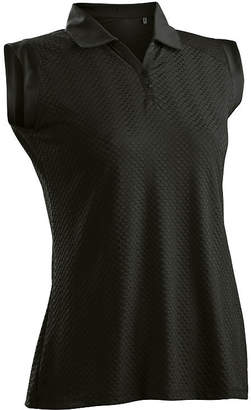 Asstd National Brand Nancy Lopez Golf Grace Sleeveless Polo