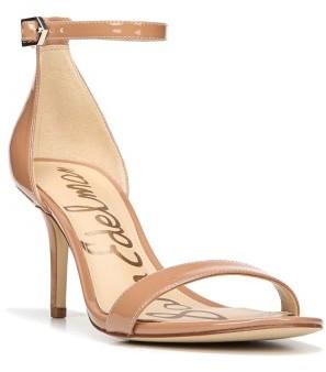 Women's Sam Edelman 'Patti' Ankle Strap Sandal $99.95 thestylecure.com