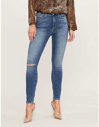 Good American Good Legs slim-fit skinny jeans