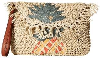 Tommy Bahama Mama Wristlet Clutch Print Clutch Handbags