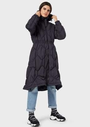 Emporio Armani Ultrasonic-Quilted Nylon Jacket