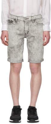 Levi's Levis Black 511 Slim Shorts