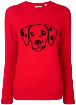 Parker Chinti & Dalmatian jumper