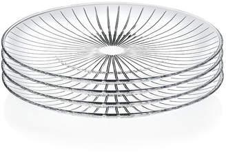 """Sunbeam Lorren Home Trends 10"""" Dinner Plates - Set of 4"""