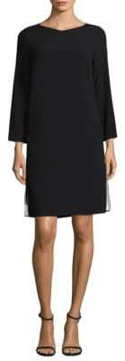 Escada Quarter-Sleeve Dress