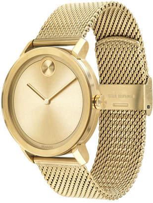 Movado Bold Men's Bold Evolution Bracelet Watch