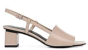 Via Spiga Women's Florian Patent Leather Sandals