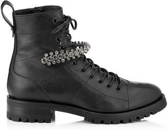 Jimmy Choo Cruz Leather Boots