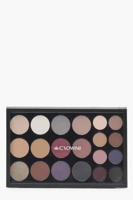 boohoo Crown Pro Eyeshadow Smoke Collection