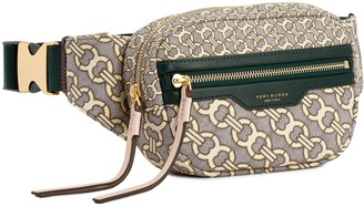 Perry Jacquard Belt Bag