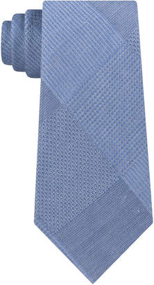 Kenneth Cole Reaction Men's Updated Glen Plaid Tie