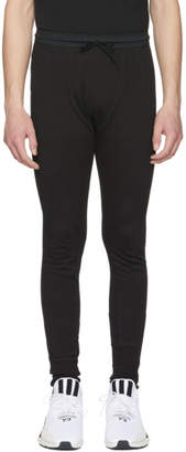 Y-3 Black Clima Long John Sweatpants