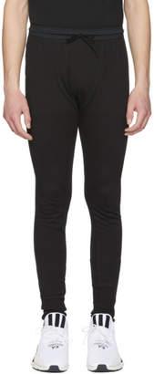 Y-3 Black Clima Long John Sweatpants