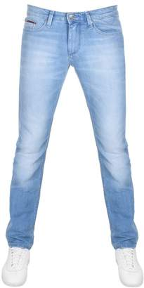 Tommy Jeans Slim Tapered Scanton Jeans Blue
