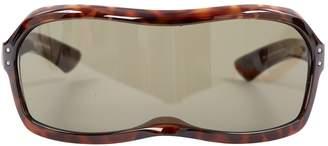Maison Margiela Oversized sunglasses