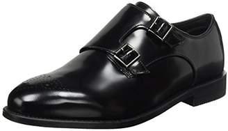 Clarks Men's Ellis Gilbert Loafers, (Black Leather