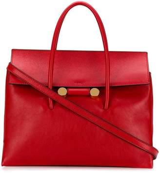 Marni caddy tote handbag