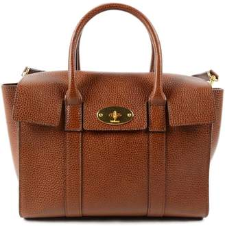 Mulberry Small Bayswater Tote $987 thestylecure.com