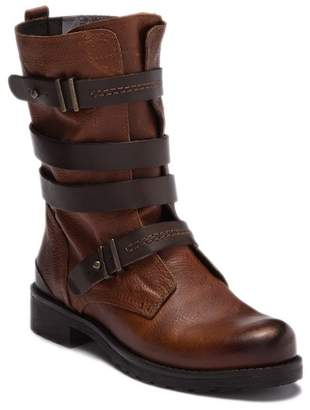 Pajar Latias Leather Button Stud Boot