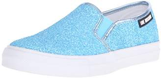 Love Moschino Women's Sparkle Fashion Sneaker
