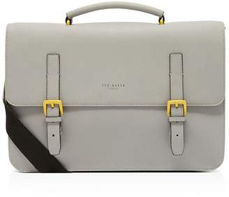 Ted Baker Barma Rubber-Look Satchel