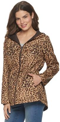 Details Women's Reversible Anorak Jacket
