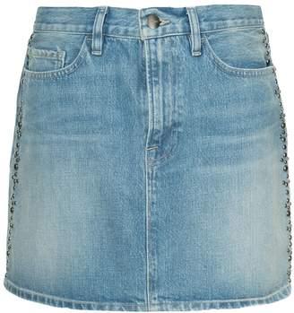 Frame Le Mini デニムスカート