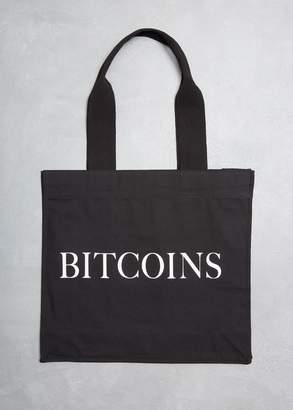 IDEA Bitcoins Bag