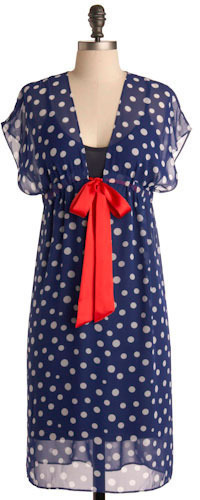 Lotty Dotty Dress