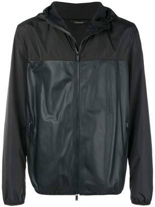 Ermenegildo Zegna hooded windbreaker jacket