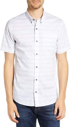 Travis Mathew Bravo Stripe Sport Shirt