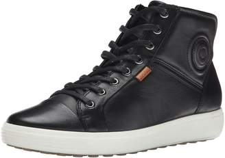 Ecco Shoes Women's Soft 7 High Top Ankle Bootie