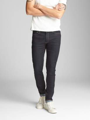Gap Resin Rinsed Jeans in Super Skinny Fit with GapFlex