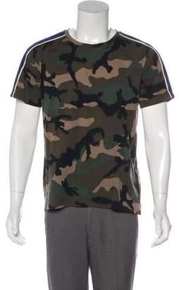 Valentino 2019 Camouflage T-Shirt