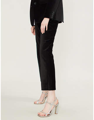 Celine RIKA BY ULRIKA LUNDGREN straight cotton trousers