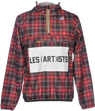 Les (Art)ists for K-WAY Jackets
