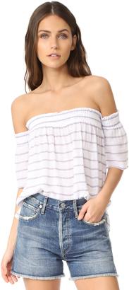 RAILS Isabelle Blouse $128 thestylecure.com