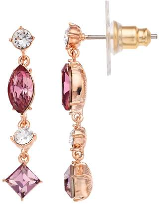 Brilliance+ Brilliance Drop Earrings with Swarovski Crystals