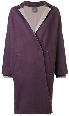 Lorena Antoniazzi oversized coat